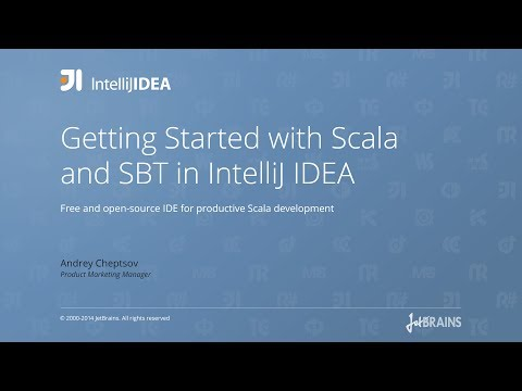 Getting Started with Scala and SBT in IntelliJ IDEA