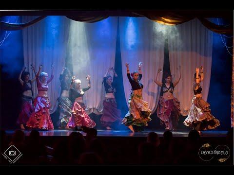 MID Troupe - Fin De Curso Dancetribalia 2019