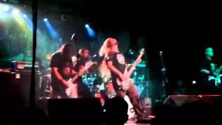 Arsenal - Hada Negra En vivo (con Abrahkkan de Alastor Sanguinary Embryo)