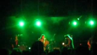 Idlewild - Ghost in the Arcade - Live at Oxford's O2 Academy