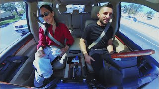 Carpool Karaoke Mohanad AlHattab with Layla Kardan | RAK Sessions