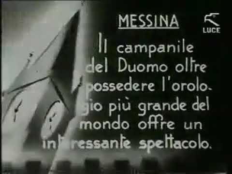 Messina: com'era e com'è