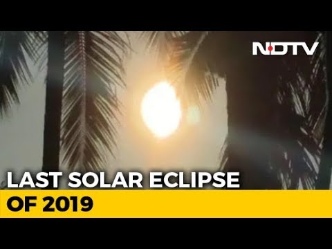 Solar eclipse: The final annular solar eclipse of the decade will ...