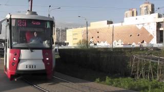 Трамвай ЛМ2008-1411