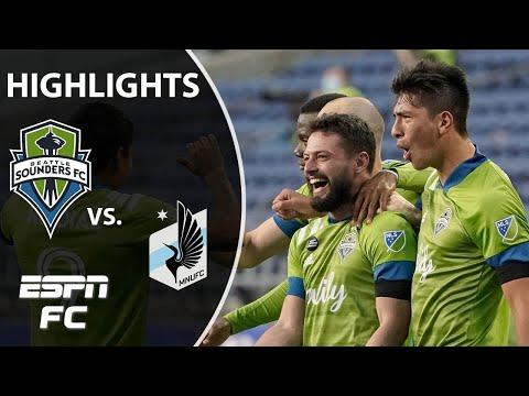 Goal of the year already? Seattle Sounders pummel Minnesota United | ESPN FC MLS Highlights