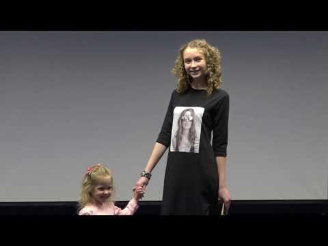 Показ детской и молодежной моды ВЕСНА-ЛЕТО 2017