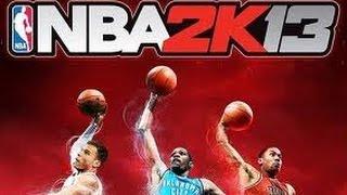 NBA 2K13 -Nintendo Wii U- DEMO gameplay Español HD #1