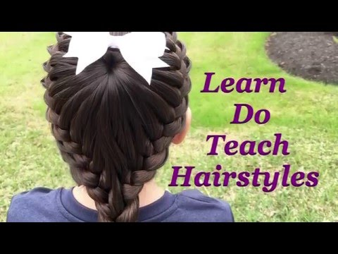 ✬Starburst French Braid✬