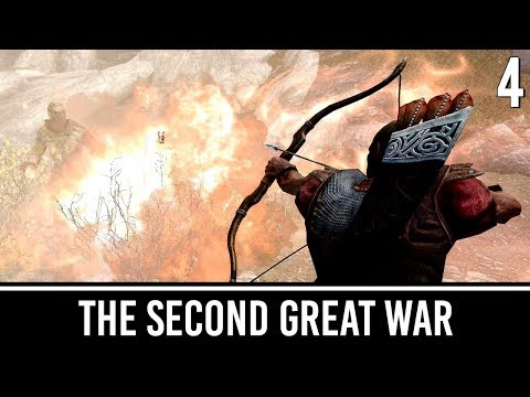 Skyrim Mods: Second Great War - Part 4 thumbnail