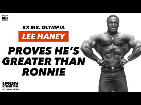 Lee Haney Proves He
