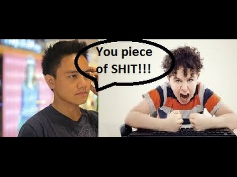 TF2 - Raging Kid vs Racist Unmature Teenager.