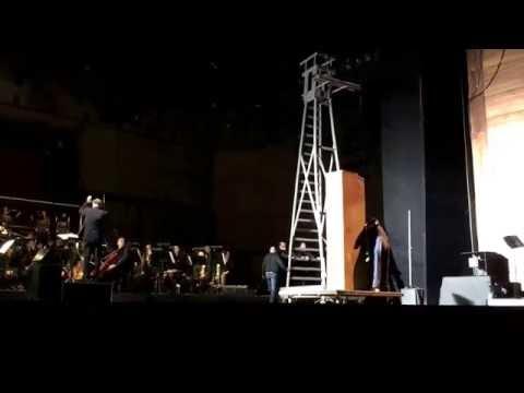 Heiner Goebbels - De Materie (Louis Andriessen) @ Teatro Argentino de La Plata
