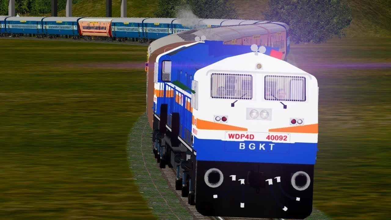 How to Download & Install Locos & Coaches in MSTS Openrails by