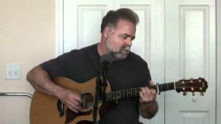 Your Song - Elton John - Acoustic Cover by Barry Harrell