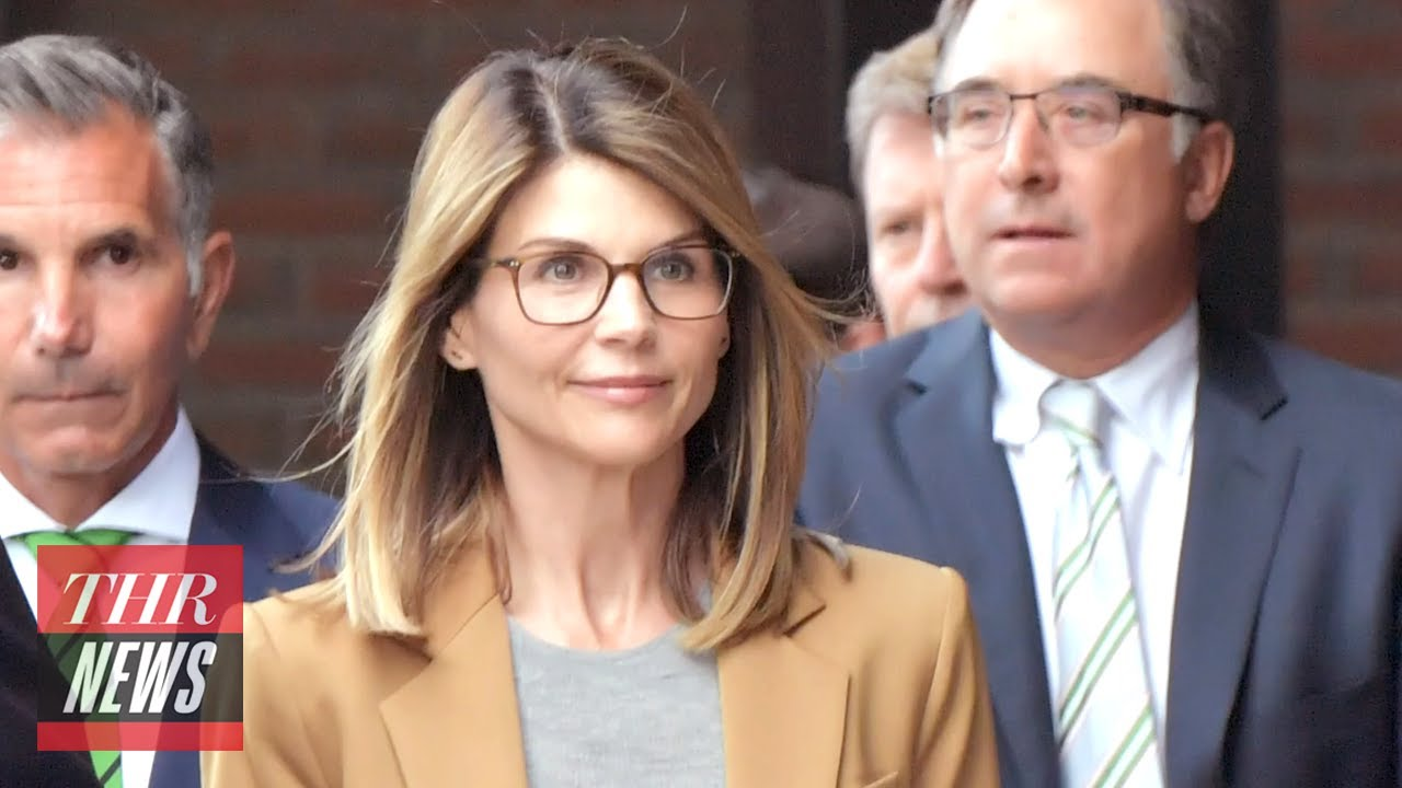 Lori Loughlin seen for the first time in two months after her release ...