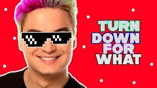 TOP 10 TURN DOWN FOR WHAT DOS YOUTUBERS 7