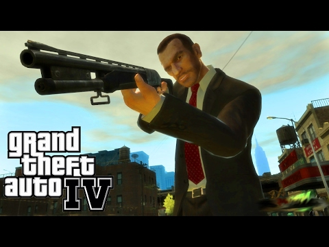 NEW YORK CITY (GTA IV) Part 6