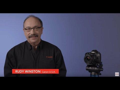 EOS 5D Mark IV Canon Log Upgrade Details