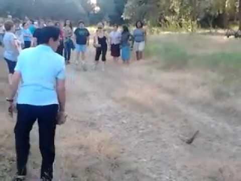 Juego Tradicional La Calva - San Juanico el Nuevo