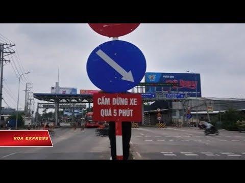 Cấm dừng quá 5 phút tại các trạm BOT 'khó khả thi'