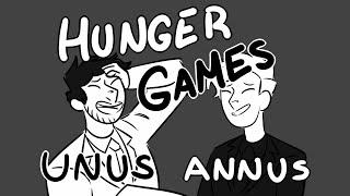 Unus Annus ANIMATIC   Youtuber Hunger Games
