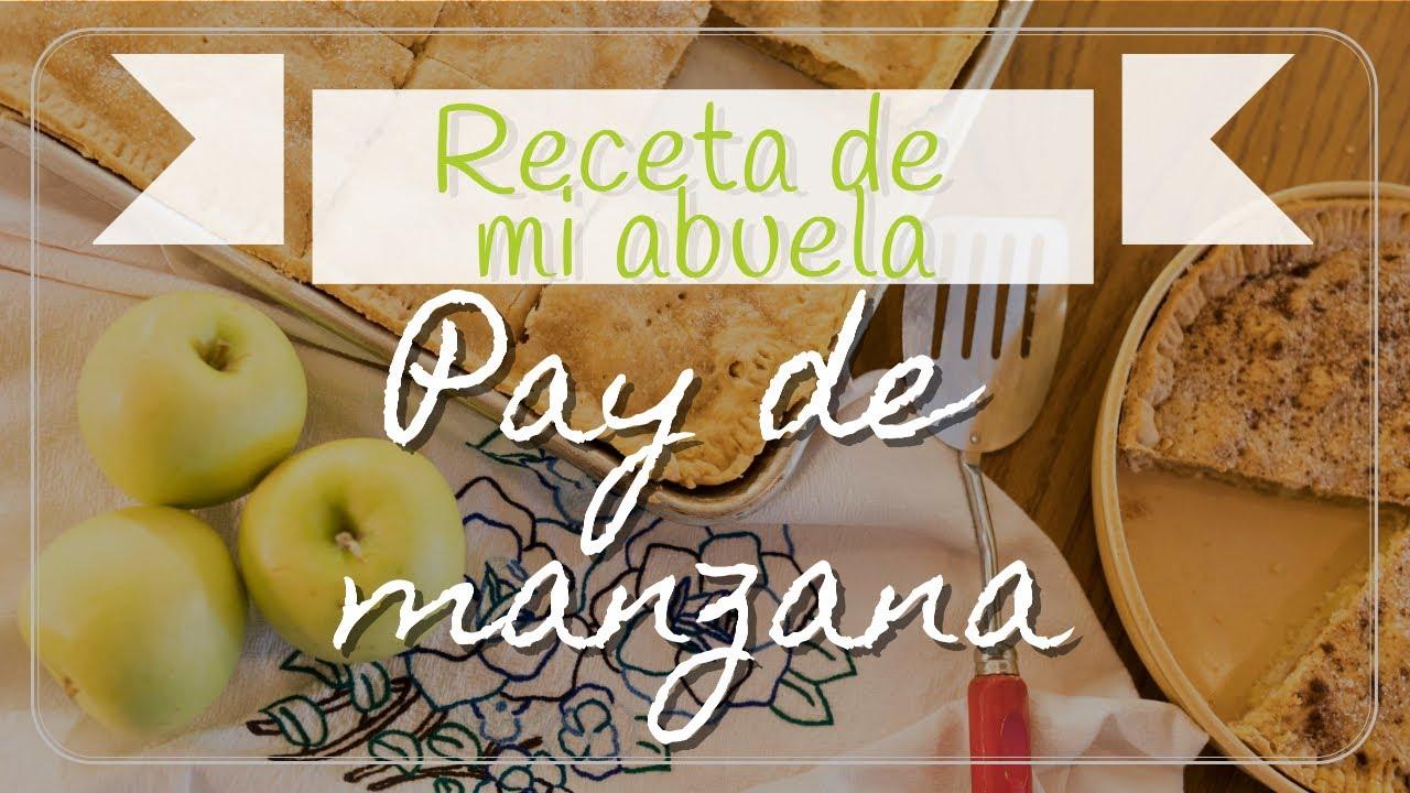 Pay de Manzana | SORTEO CERRADO | Recetas Menonitas