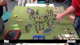 Crippled System Battle Report 9 - Cryx vs Protectorate of Menoth