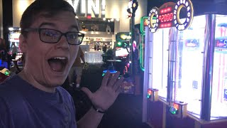 Arcade Game | SURPRISE LIVE AT DAVE AND BUSTER'S ARCADE! | SURPRISE LIVE AT DAVE AND BUSTER'S ARCADE!