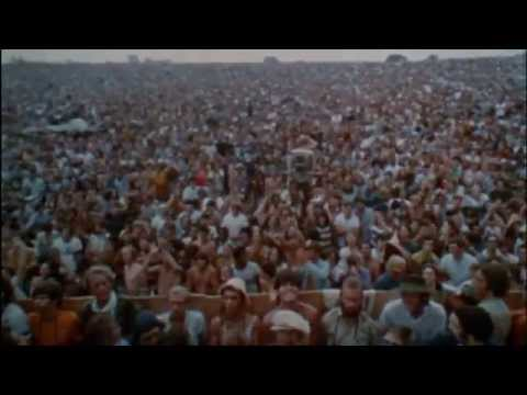 Woodstock  Original Theatrical Trailer