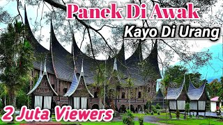 Download Panek Di Awak Kayo Di Urang !! (Lirik dan Makna)