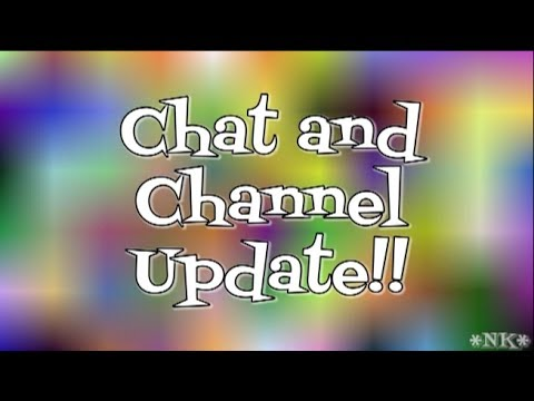 Chat & Channel Update October 25, 2013!  Noreen's Kitchen