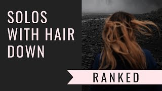 Dance Moms Solos with Hair Down RANKED