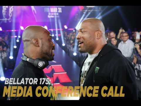 Bellator 175: Media Conference Call