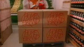 Woolworths supermarket commercial 1991