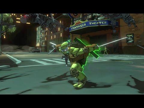 TMNT: Mutants in Manhattan ~ Leo