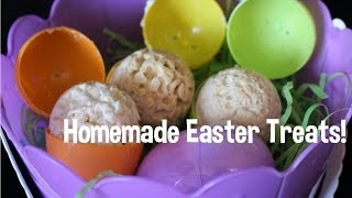 Homemade Easter treats! Toddler & Paleo friendly! Thumbnail