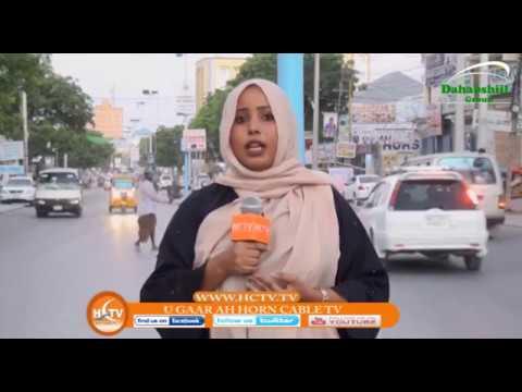 Barnaamijka Ra'yiga Dadwaynaha Shacabka Muqdisho OO Hanbalyeeyay Madaxweynaha Cusub Ee Somaliland