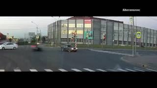 Авария с мото на Софийке 28 июня