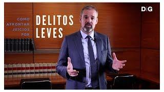 ¿Qué es un juicio por delitos leves? | procedimiento judicial | faltas | DiG Abogados Barcelona