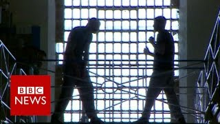 BBC exclusive: A look inside Wandsworth prison (Part 1) - BBC …