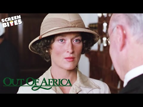 Out Of Africa | Leaving Africa (ft.  Meryl Streep, Robert Redford, Klaus Maria Brandauer)