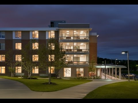 UMBC Patapsco Hall Dorm Tour