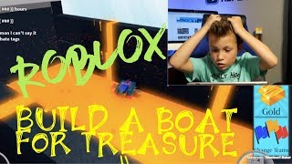 Roblox Epic Ending to Build a Boat For Treasure