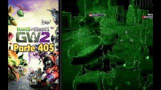 ¡DOS JARDINES DE ACCION! - Parte 405 Plants vs Zombies Garden Warfare 2 - Español