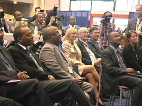 Bureau Economique Speci-Us-Africa Business summit Chicago 2013