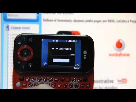 Liberar LG KS365, desbloquear LG KS365 de Vodafone - Movical.Net