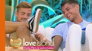 Die Jungs müssen Liebesbriefe schreiben | Love Island DE