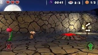 Manuganu - Level 24...Night Time...Gameplay (Free Game on Android)