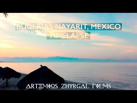 Bucerias Nayarit Timelapse   Mexico [GoPro HERO3 White]