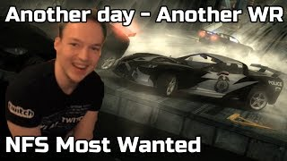 Another Day - Another WR - Need For Speed Most Wanted
